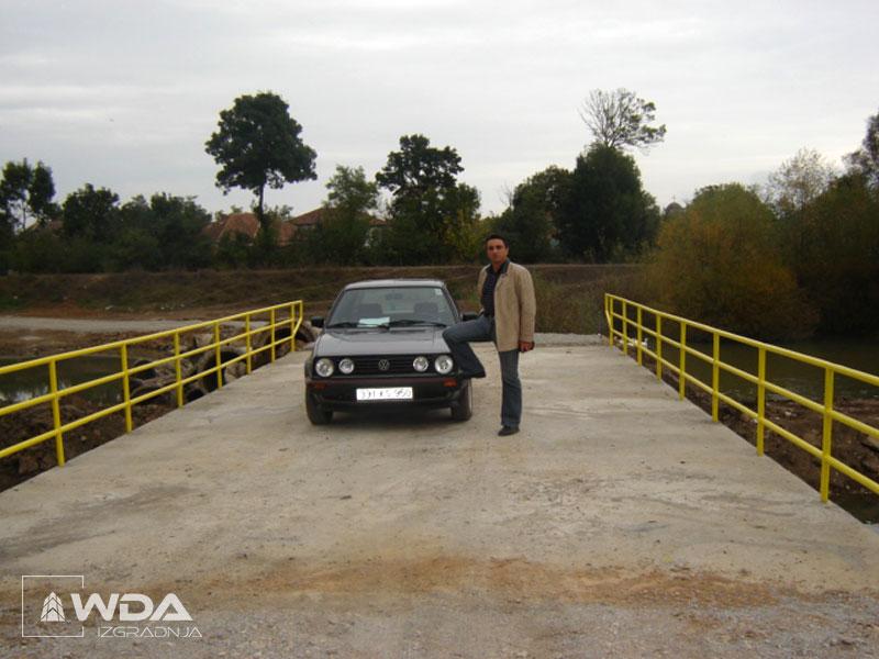 Most na Sitnici u Radevu