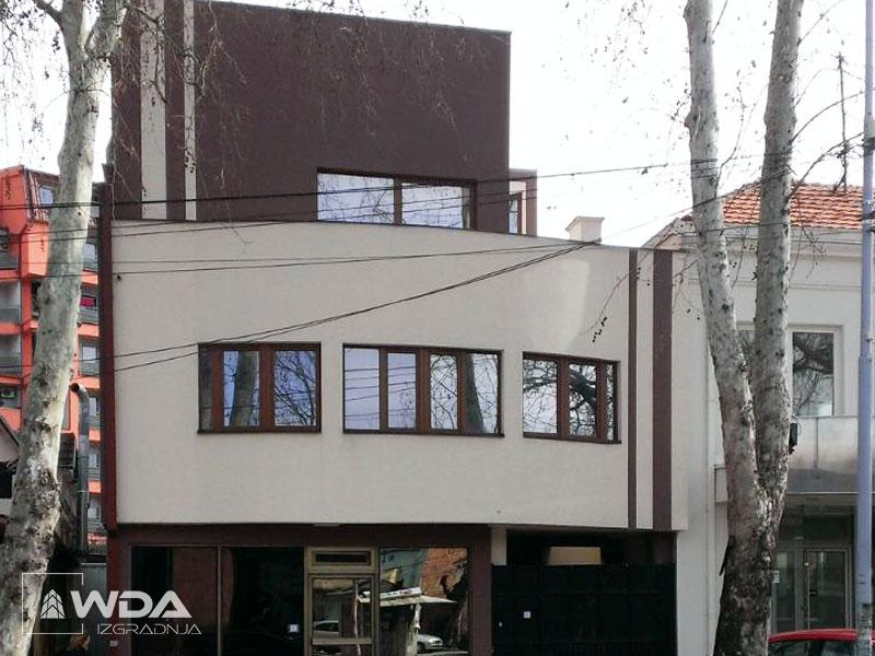 Zgrada u ul. Kralja Stefana Prvovenčanog, Niš