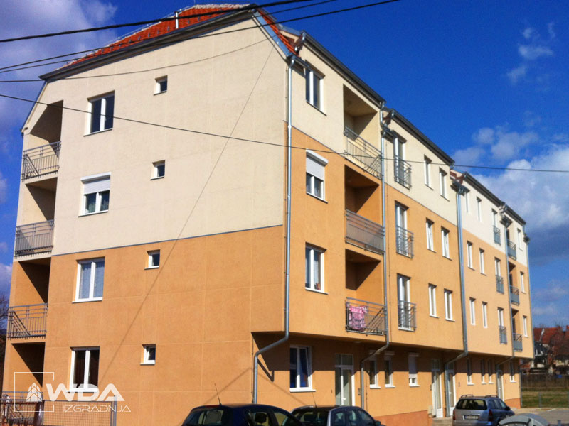 Zgrada u ul. Nikole Koleta Rašića, Niš