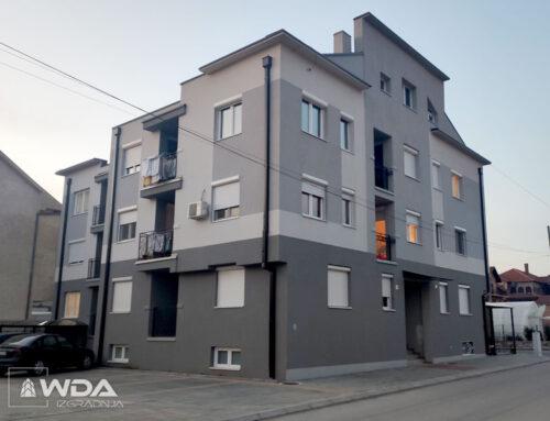 Zgrada u Milene Petrović Barili, Niš