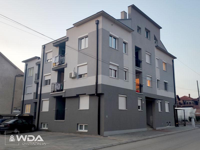 Prodaja stanova - Niš, Milene Pavlović Barili bb
